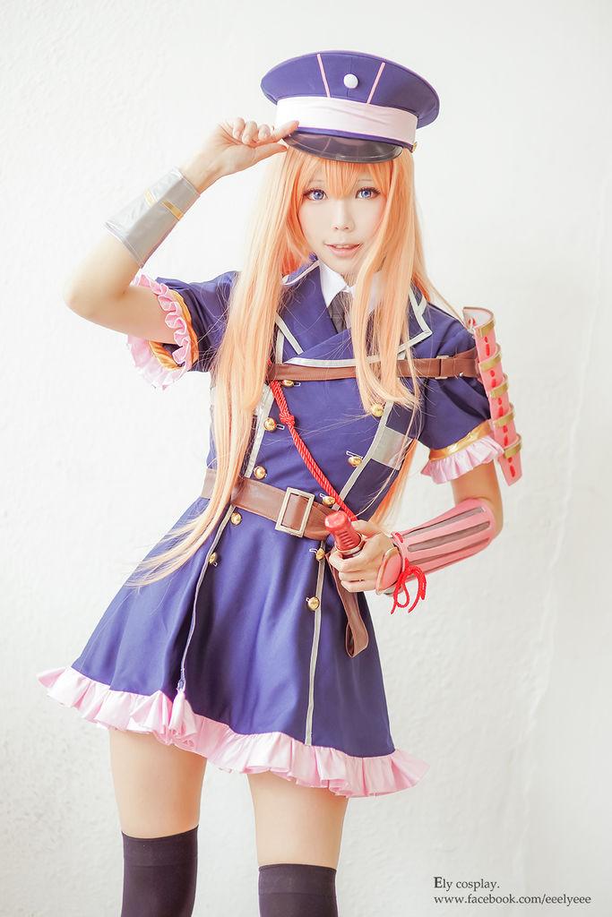 【アキバ系コス】顔と衣装のクオリティが高いコスプレイヤー画像!