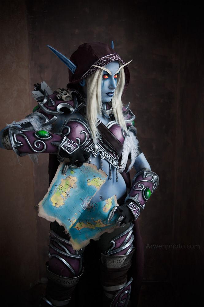 【外人コス画像】クオリティの高いWorld of Warcraftのコスプレ画像!