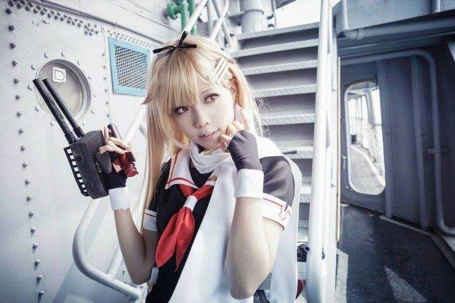台湾の美少女コスプレイヤー「Ely」さんの艦これ&エヴァアスカコスプレ画像!